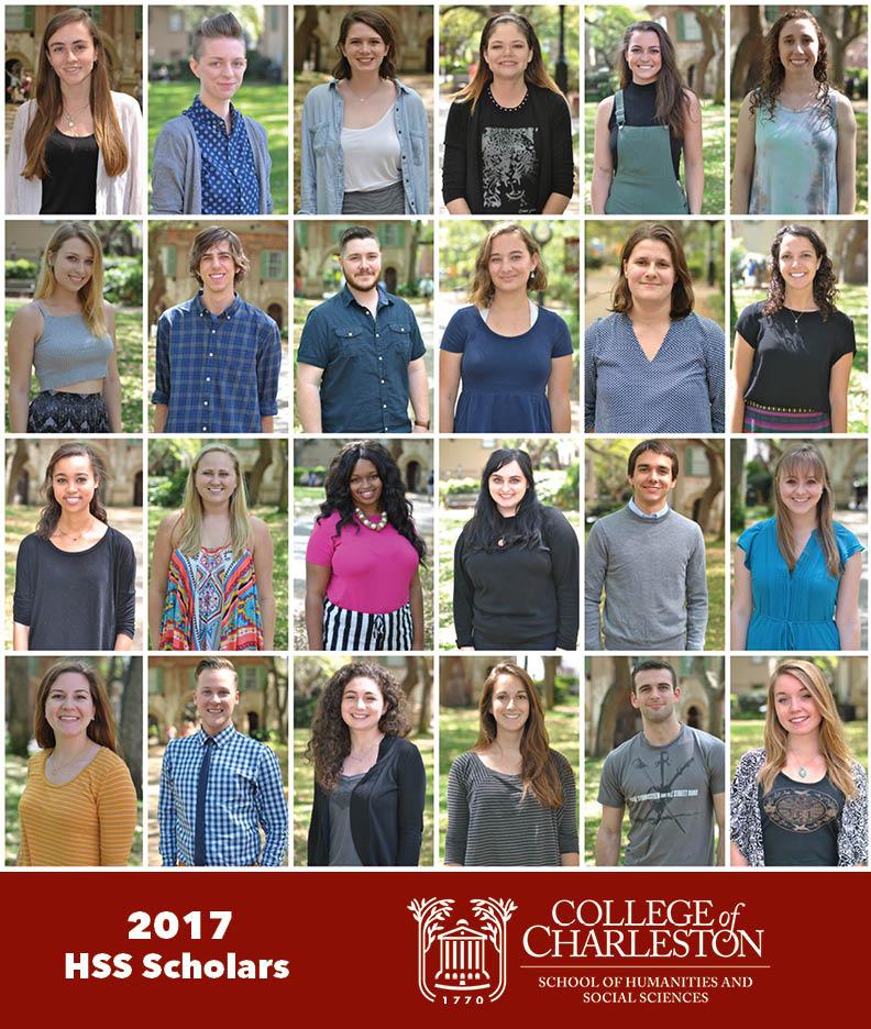 2017 Awardees - College of Charleston